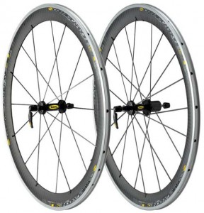 mavic wheel cosmic carbone wheelset 288x300 Mavic Cosmic Carbone SL Wheelset Review