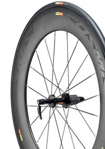 mavic cosmic carbone 80 212x300 Mavic Cosmic Carbone 80 Wheelset