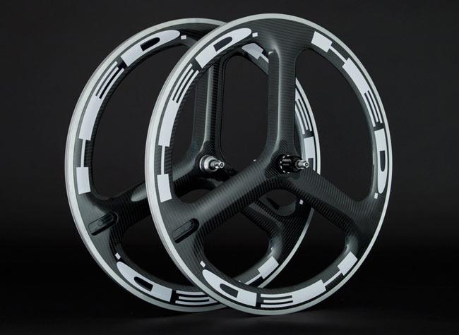 57906162c46 HED H3 Trispoke Wheelset